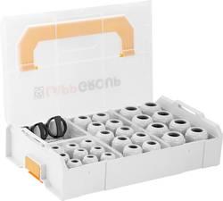 Assortiment de presse-étoupes LappKabel SKINTOP® L-BOXX MINI CLICK 53110041 Polyamide gris-argent (RAL 7001) 1 set