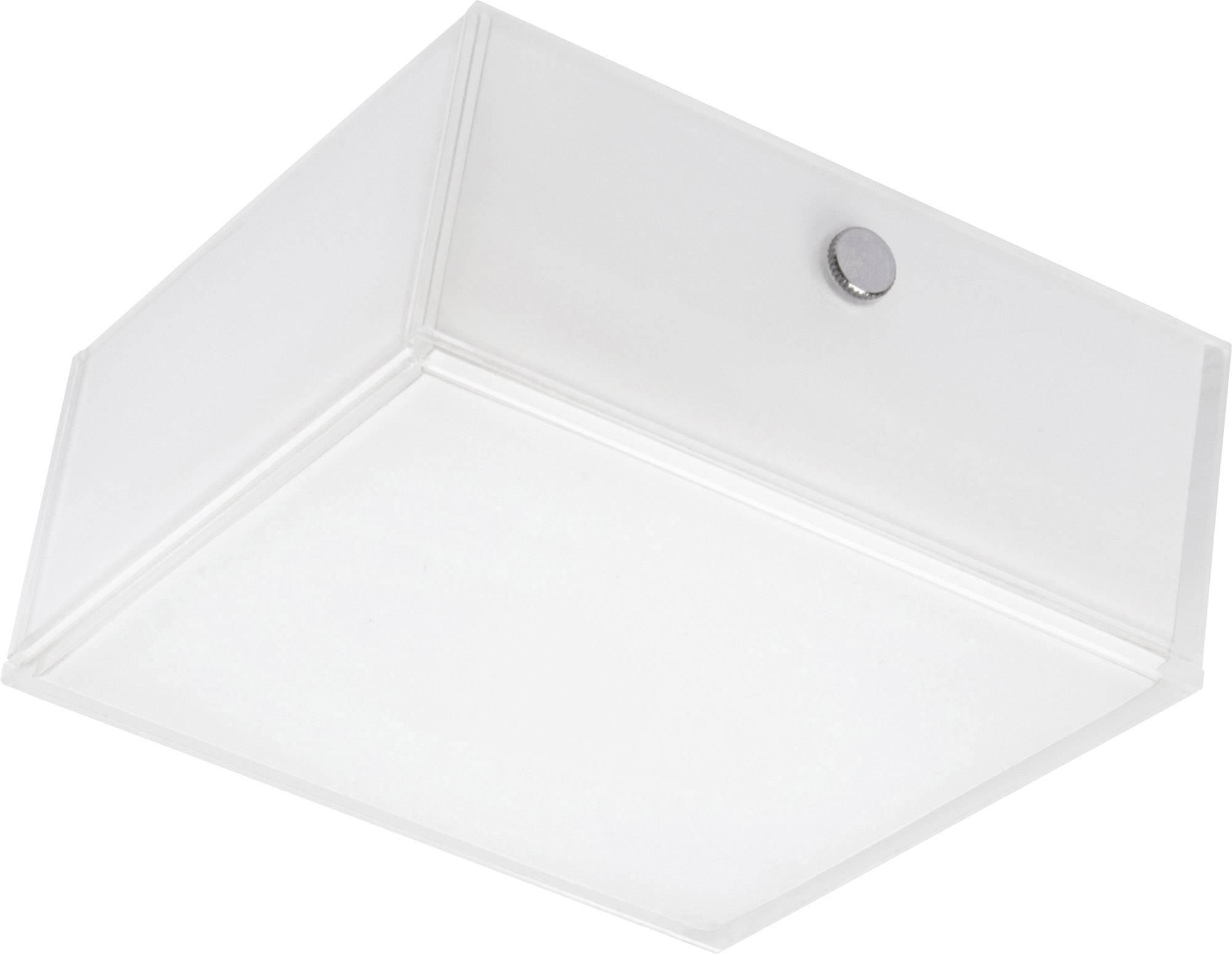 OSRAM Lunive™ Quadro 4052899373495 LED Deckenleuchte 8 W Neutral Weiß Weiß