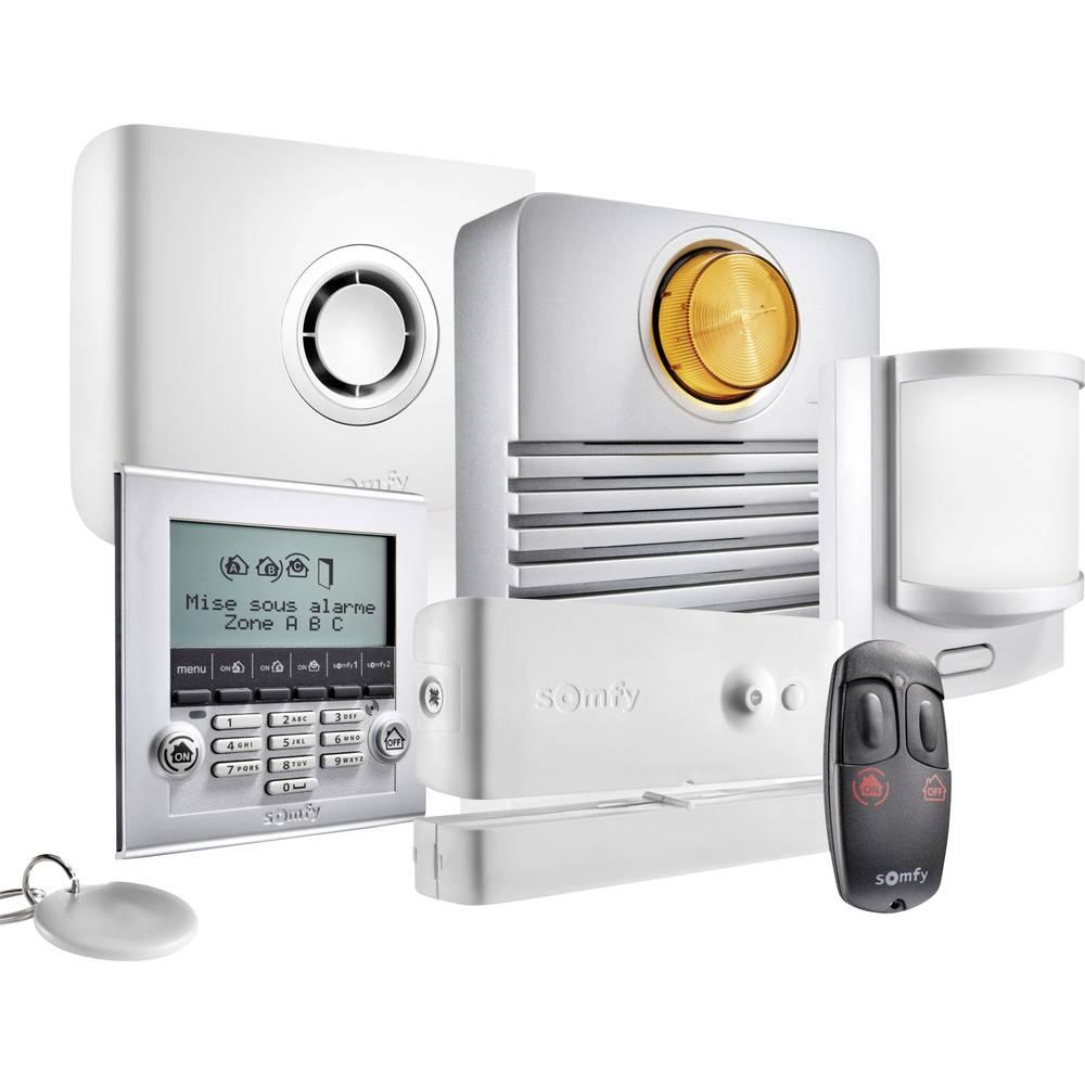 pack alarme sans fil accessoires somfy 2401427 somfy. Black Bedroom Furniture Sets. Home Design Ideas