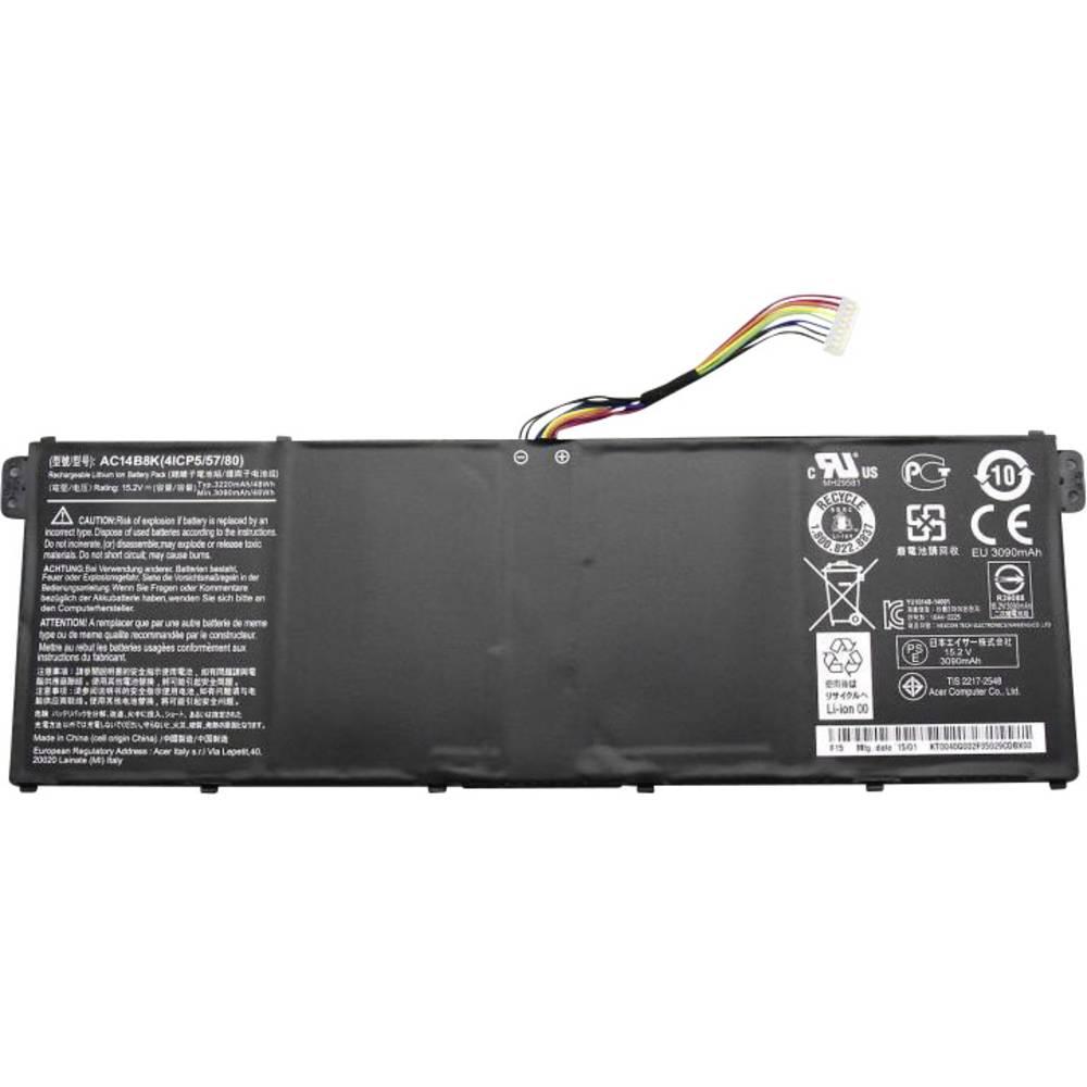 Acer Laptop batteri KT.0040G.002 15.2 V 3220 mAh Acer
