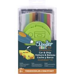Image of 3Doodler 3DS-DBK-VE-R Filament-Paket