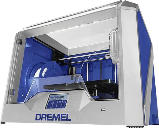 dremel school builder 3d40 3d drucker inkl filament inkl druckmatten set. Black Bedroom Furniture Sets. Home Design Ideas