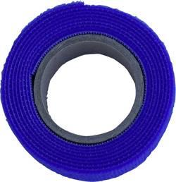 Bande auto-agrippante TRU COMPONENTS 910-131-Bag 1586372 pour grouper partie velours et partie crochets (L x l) 1000 mm