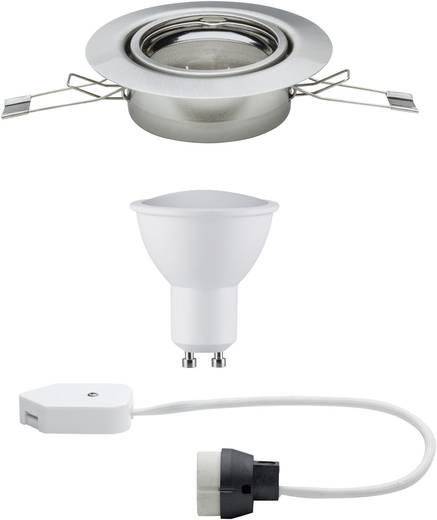 Einbauleuchte LED GU10 4.5 W Paulmann 93849 Eisen