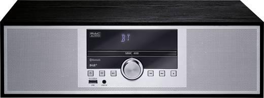 Mac Audio MMC 400 Stereoanlage Bluetooth®, AUX, CD, DAB+, UKW, USB, 2 x 15 W Schwarz, Silber