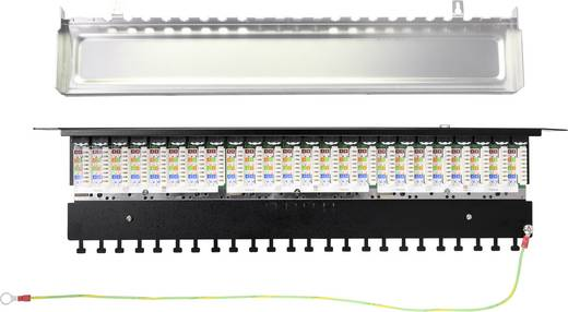 24 Port Netzwerk-Patchpanel Renkforce KSV-PATCH-24PL CAT 6 1 HE
