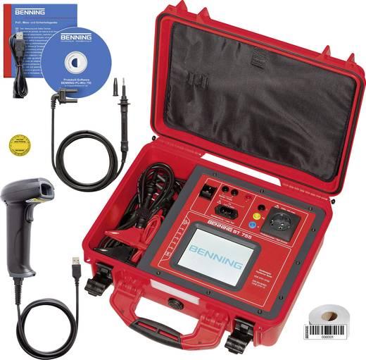 Benning ST 755 SET Gerätetester-Set
