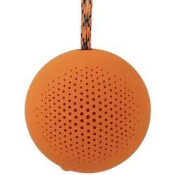 Bluetooth® reproduktor Boompods Rokpod hlasitý odposlech, outdoor, nárazuvzdorný , vodotěsný, nárazuvzdorný, oranžová
