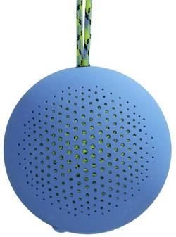 Enceinte Bluetooth Boompods Rokpod fonction mains libres, outdoor, anti-chocs bleu