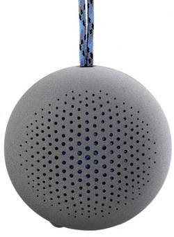 Enceinte Bluetooth Boompods Rokpod fonction mains libres, outdoor, anti-chocs noir