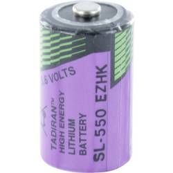 Špeciálny typ batérie 1/2 AA lítium, Tadiran Batteries SL 550 S, 900 mAh, 3.6 V, 1 ks