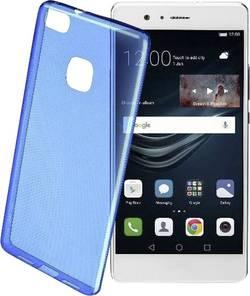 Coque arrière Cellularline Color Adapté pour: Huawei P9 Lite bleu