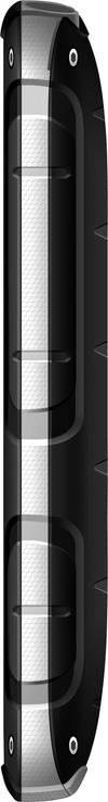 beafon AL450 Outdoor-Handy Schwarz/Silber