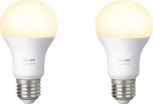 philips lighting hue led leuchtmittel 2er set e27 warm wei kaufen. Black Bedroom Furniture Sets. Home Design Ideas
