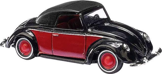 Busch 46717 H0 PKW VW Käfer Hebmüller Cabrio geschlossen