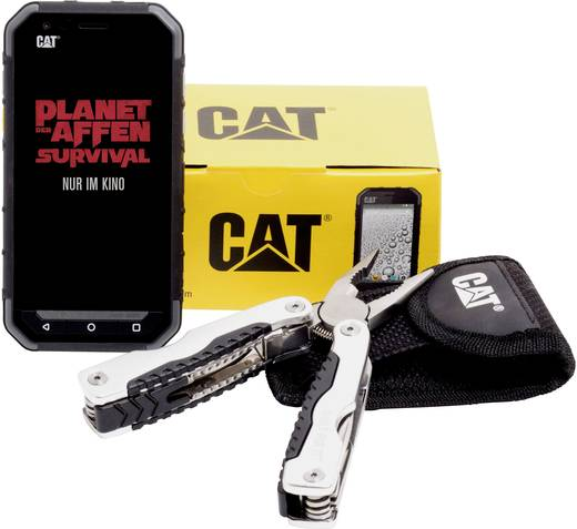 CAT S30 + Planet der Affen Survival Multi-Tool