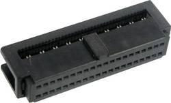 Konektor pre ploché káble TRU COMPONENTS 1589657, raster: 1.27 mm, počet pólov: 30, 1 ks