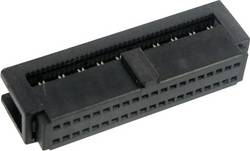 Konektor pre ploché káble TRU COMPONENTS 1589662, raster: 1.27 mm, počet pólov: 68, 1 ks