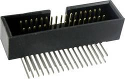 Konektor pre ploché káble TRU COMPONENTS 1589683, raster: 1.27 mm, počet pólov: 80, 1 ks
