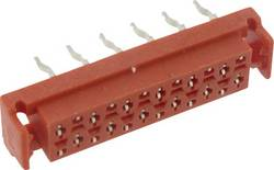 Boîtier femelle (platine) série Micro-MaTch TRU COMPONENTS D28b-08 BTBB6-G 1589861 Nbr total de pôles 8 Pas: 2.54 mm 1 p
