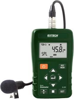 Image of Extech Schallpegel-Messgerät Datenlogger SL400 30 - 143 dB 20 Hz - 8 kHz Kalibriert nach Werksstandard (ohne