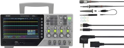 VOLTCRAFT DSO-1084E Digital-Oszilloskop 80 MHz 4-Kanal 1 GSa/s 64 kpts 8 Bit Digital-Speicher (DSO)