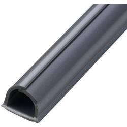 Image of cablefix 2201_grau Kabelkanal (L x B x H) 1000 x 8 x 7 mm 4 St. Grau