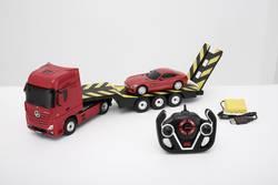 RC model nákladního automobilu kamion Basetech Mercedes Actros 1:26