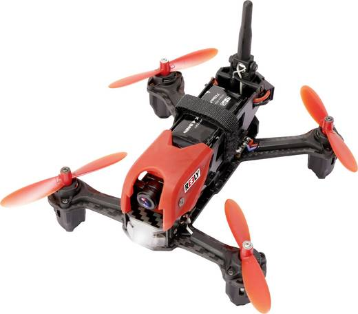 Reely X-190 Race Copter RtF FPV Race, First Person View