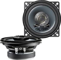 2cestný koaxiální vestavný reproduktor Mac Audio Mac Mobil Street 10.2, 160 W