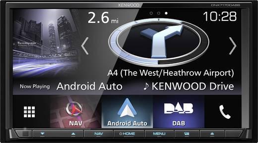 Kenwood DNX7170DABS Autoradio Anschluss für Lenkradfernbedienung ...