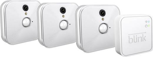 wlan ip berwachungskamera set 10 kanal mit 3 kameras 1280 x 720 pixel blink sync hd kaufen. Black Bedroom Furniture Sets. Home Design Ideas