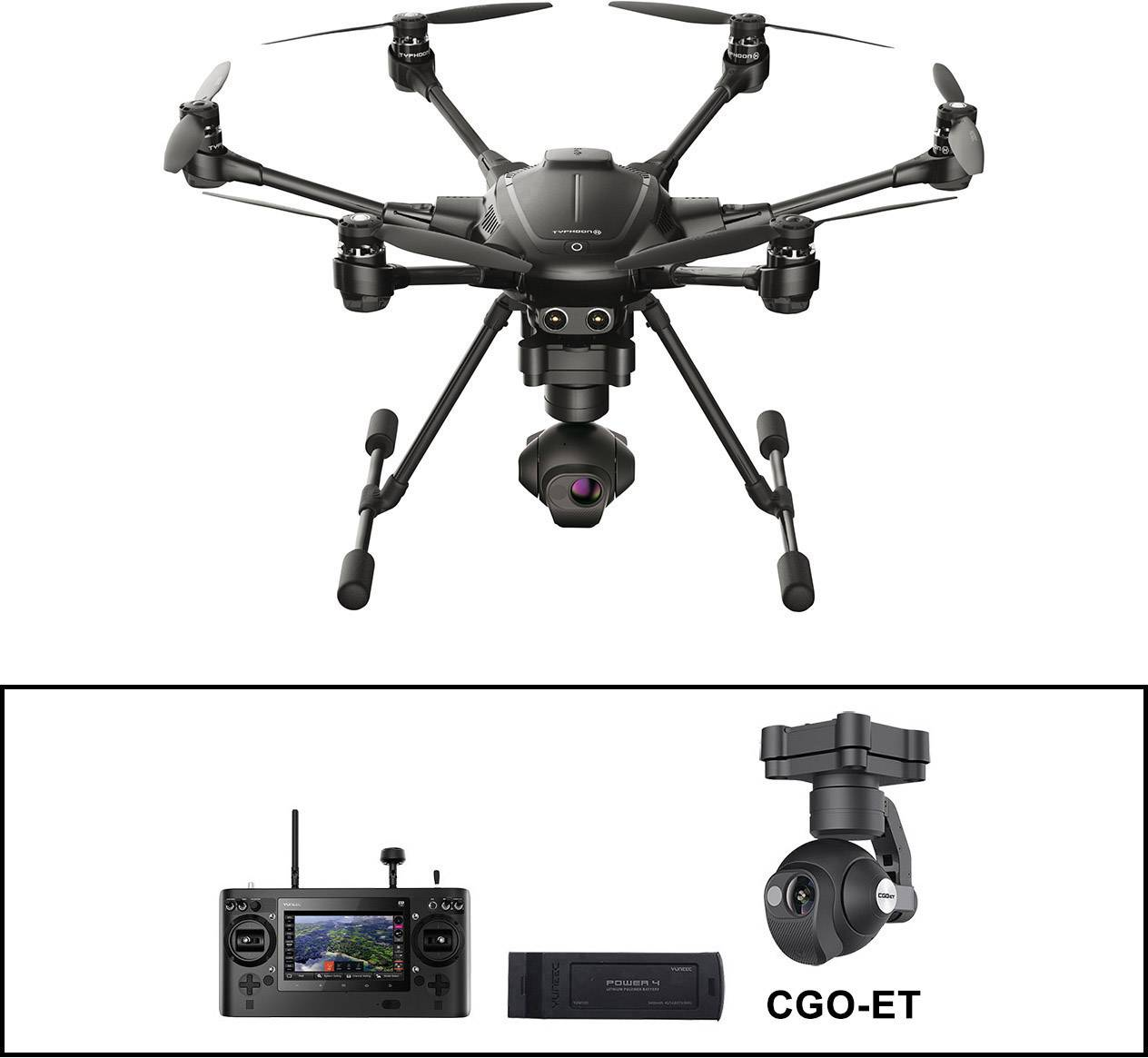 Drohne Mit Wärmebild