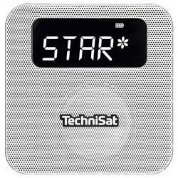 DAB+ rádio do zásuvky TechniSat Digitradio Flex, AUX, Bluetooth, DAB+, USB, UKW, biela