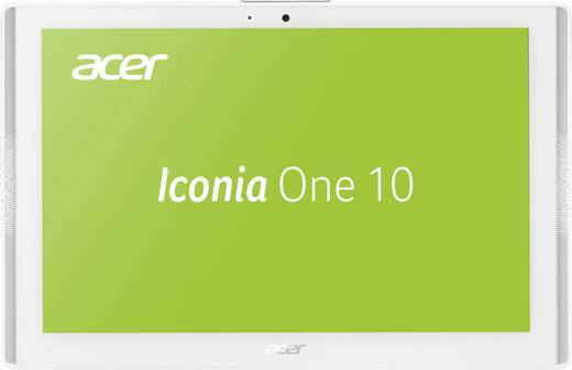 acer iconia one 10 b3 a40 wei iconia one 10 android tablet 25 7 cm 10 1 zoll 16 gb wei 1 7. Black Bedroom Furniture Sets. Home Design Ideas