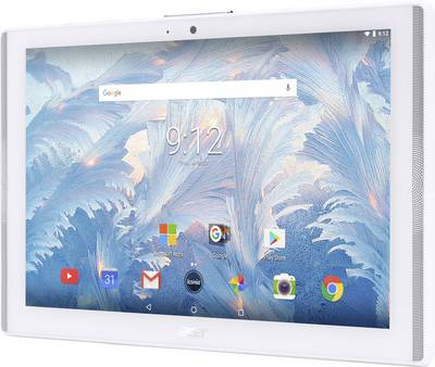 Acer ICONIA ONE 10 B3-A40 weiß Iconia One 10 Tablet Android 25.7 cm (10.1 pollici) 16 GB Bianco 1.7 GHz Octa Core Andro