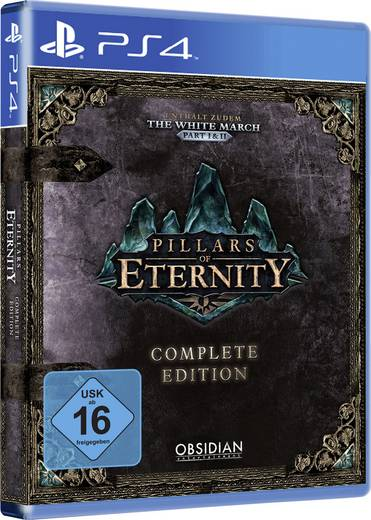 Pillars of Eternity - Complete Edition PS4 USK: 16