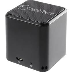 Bluetooth® reproduktor Renkforce BlackCube1 hlasitý odposluch, čierna