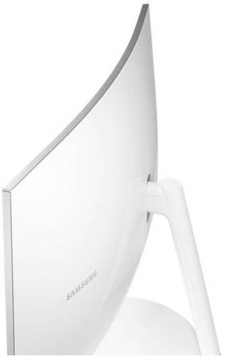 Samsung C32H711Q LED-Monitor 81.3 cm (32 Zoll) EEK B 2560 x 1440 Pixel WQHD 4 ms HDMI™, DisplayPort VA LED