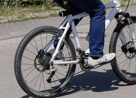 dnt BikeCamHD Action Cam Schwarz, Silber