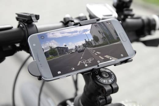 Action Cam dnt BikeCamHD Schwarz, Silber