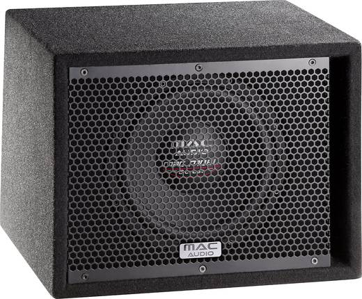 auto subwoofer aktiv 200 w mac audio street sub 108 a kaufen. Black Bedroom Furniture Sets. Home Design Ideas