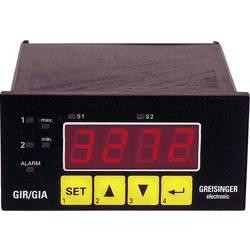 Digitálny panelový merač Greisinger GIA 2000 603292