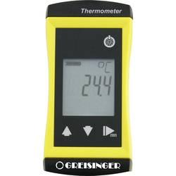 Teplomer Greisinger G1700 610870, -200 do +450 °C, druh čidla Pt1000, kalibrácia podľa: bez certifikátu