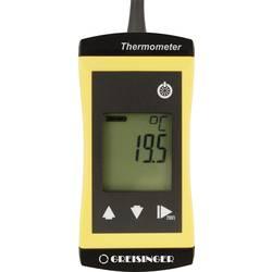 Teplomer Greisinger G1720 610811 , -70 do +250 °C, druh čidla Pt1000, kalibrácia podľa: bez certifikátu