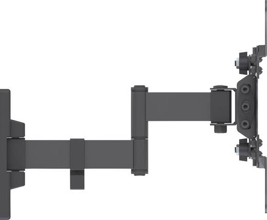 tv wandhalterung 33 0 cm 13 106 7 cm 42 neigbar schwenkbar manhattan tv wandhalterung. Black Bedroom Furniture Sets. Home Design Ideas