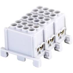 FTG Friedrich Göhringer 5686 odbočovací svorka hlavního vedení mosaz šedá 25 mm² 80 A 400 V Typ vodiče = L