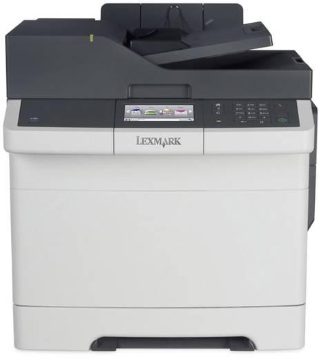 Lexmark CX417de Farblaser-Multifunktionsdrucker A4 Drucker, Scanner ...