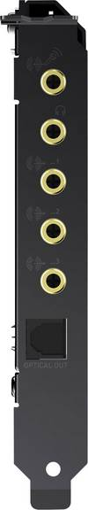 5.1 Soundkarte, Intern Sound BlasterX AE-5 PCIe...
