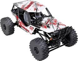 RC model auta Reely Hiker SFX, komutátorový, 1:18, elektrický crawler 4WD (4x4), RtR, 2,4 GHz, vr. zvukového modulu, vr. akumulátorov a nabíjačky